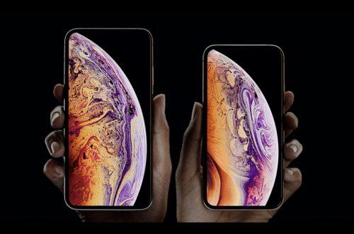 Представлены смартфоны iPhone XS и XS Max