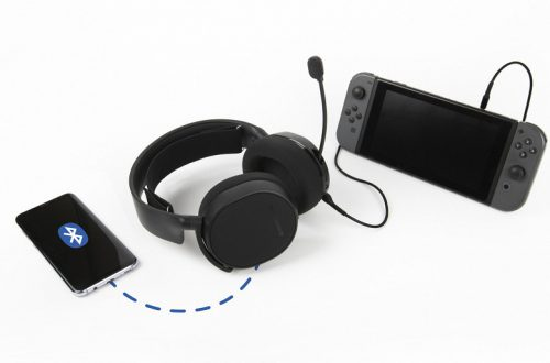 Беспроводная игровая гарнитура SteelSeries Arctis 3 Bluetooth оценена в 130 евро