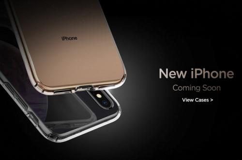 Опубликованы качественные изображения iPhone Xs и iPhone Xs Max в защитных чехлах