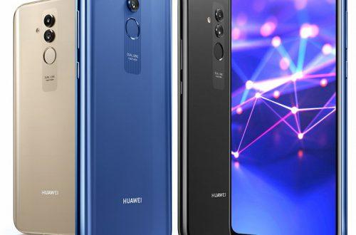 Начались продажи смартфона Huawei Mate 20 Lite