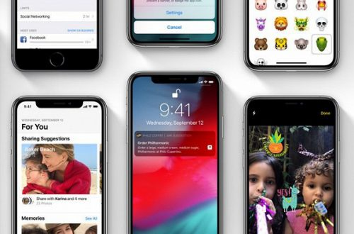 Финальная версия iOS 12 доступна для загрузки