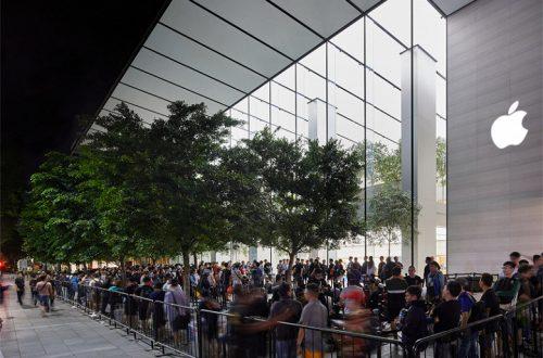 Apple начала продажи iPhone XS и iPhone XS Max