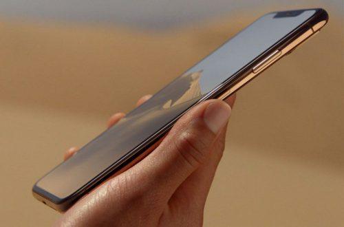 Появились первые распаковки iPhone XS и XS Max