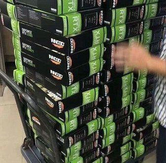 Нереференсные видеокарты Nvidia RTX 2080 Ti, RTX 2080 и RTX 2070 уже поступают на склады