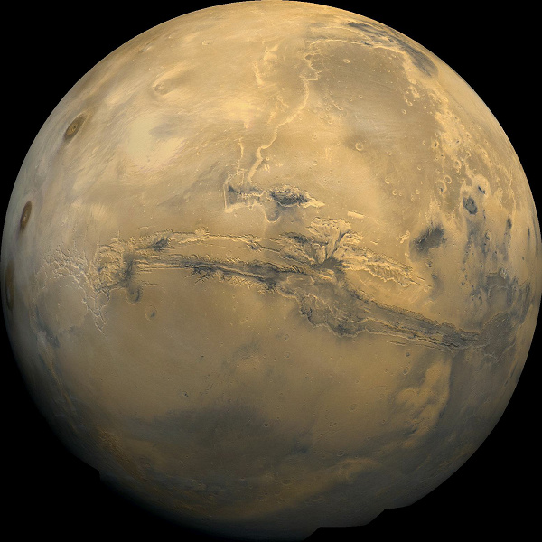 При полёте к Марсу астронавты получат меньшую дозу облучения, чем считалось ранее