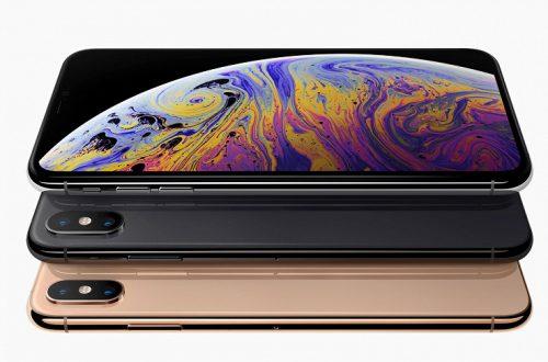 Apple начинает принимать предварительные заказы на iPhone XS и iPhone XS Max