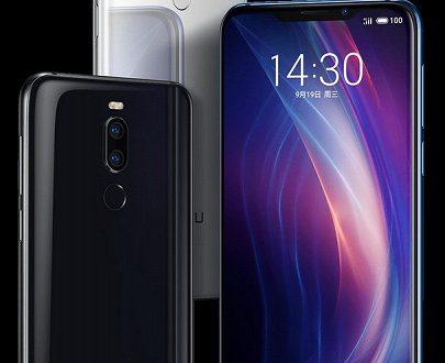 Представлен смартфон Meizu X8 — первый аппарат компании с вырезом в экране