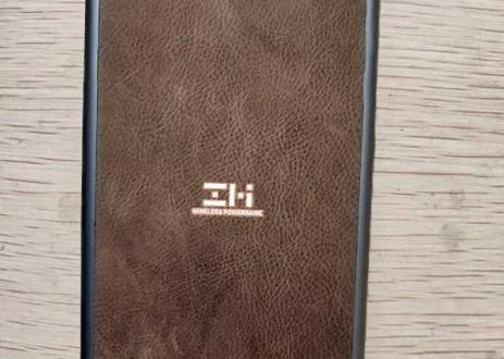 Портативный аккумулятор Xiaomi ZMI может использоваться для беспроводной зарядки iPhone