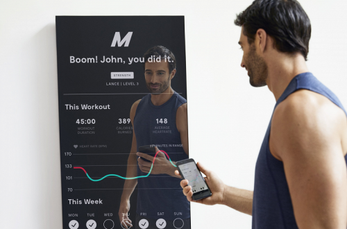 Mirror — тренажер будущего, создатели которого хотят оставить спортзалы без посетителей