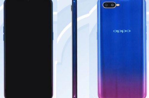 У смартфона Oppo R17 появится версия попроще, она уже засветилось в базе TENAA