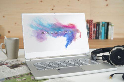 MSI P65 Creator — ноутбук для творчества, который легко послужит и геймерам
