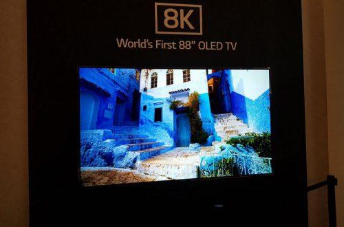 LG на IFA 2018: экзоскелет для человека и самый большой серийный 8K OLED-телевизор