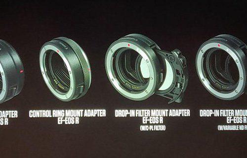 Полнокадровая беззеркальная камера Canon EOS R представлена официально