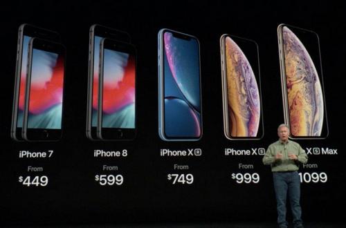 Смартфоны iPhone X, iPhone 6s и iPhone SE снимают с продажи