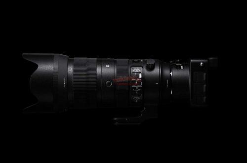 Появились изображения объектива Sigma 70-200mm F2.8 DG OS HSM   Sports