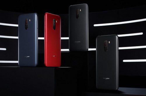 Дешёвый флагман Xiaomi Pocophone F1 вскоре получит обновление до Android 9.0 Pie