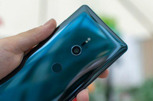 Новейший флагманский смартфон Sony оценён в 800 евро