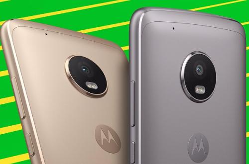 Смартфоны Moto G5 и G5 Plus начали получать Android 8.0 Oreo