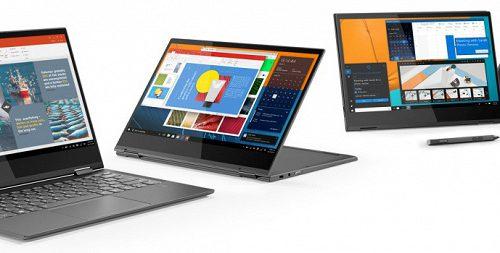 IFA 2018: видеопревью Lenovo Yoga C630 WOS – первого ноутбука на Snapdragon 850 и с Windows 10
