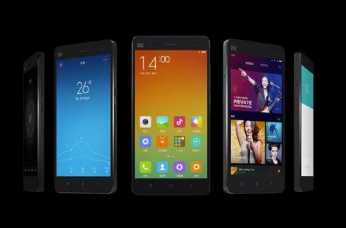 Смартфоны Xiaomi Mi 4 вскоре получат стабильную версию MIUI 10