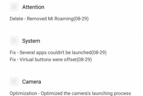 Дешёвый флагман Xiaomi Pocophone F1 получил первое обновление