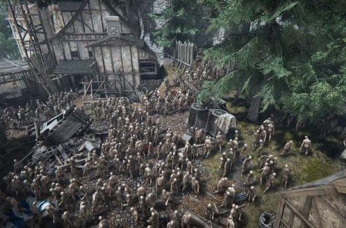 «Зомби-апокалипсис в средневековье» — RPG The Black Messes обзавелась первым трейлером