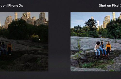 Google утверждает, что камера Pixel 3 значительно лучше, чем у iPhone XS
