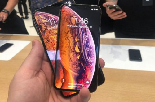Пользователи iPhone XS Max жалуются на верхний динамик