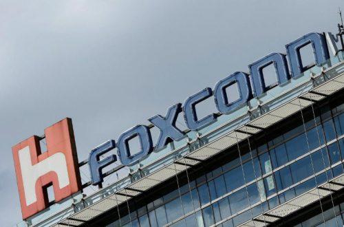 Foxconn отчиталась о рекордных продажах новым благодаря новым iPhone