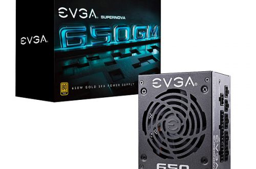 Блоки питания EVGA SuperNOVA GM SFX оснащены модульными кабельными системами