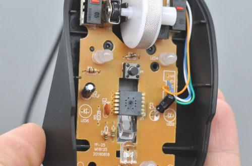 Проводная мышка T-WOLF V8