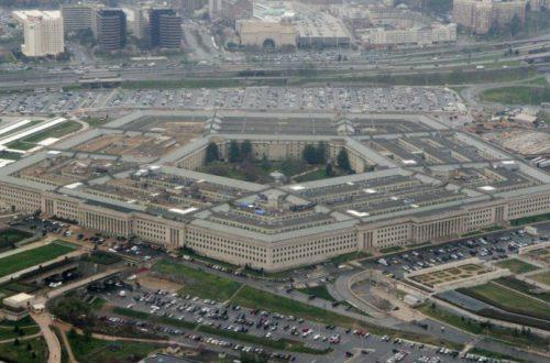 В результате компьютерного взлома Пентагона злоумышленники похитили данные о кредитных картах 30 000 сотрудников