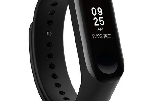 Обновление прошивки добавит фитнес-браслету Xiaomi Mi Band 3 функцию прогноза погоды и температуры на день
