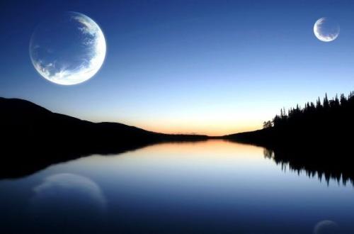 Китайцы поднимут в небу еще одну Луну, которая будет в несколько раз ярче спутника Земли