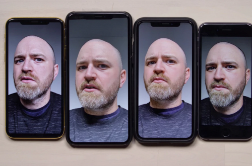 Apple уберет «бьютификатор» из камеры iPhone XS