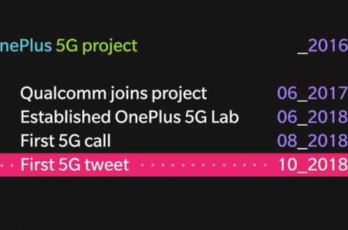 Исполнительный директор OnePlus опубликовал первый в мире «5G твит»
