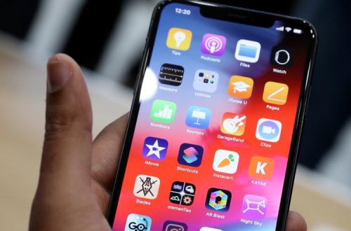 iOS 12 установлена почти на 60% менее чем через месяц после выхода