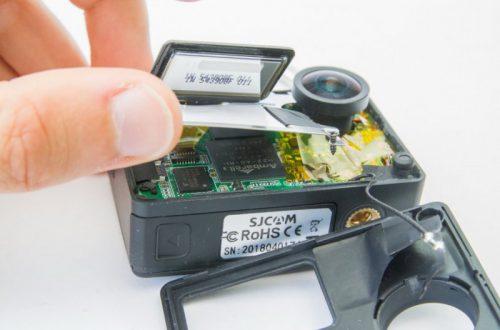 Экшн-камера SJCAM SJ8 Pro (4K/60) - флагман производителя