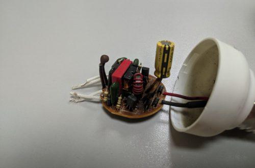 DIY Автогенератор ~300 кГц своими руками  из усилителя мощности звуковой частоты TDA7056А для бифилярных катушек Тесла.