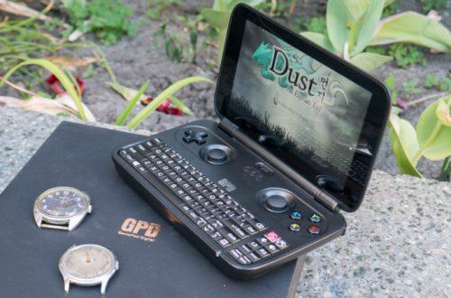 Обзор игровой приставки GPD Win — как PSP, только на Windows