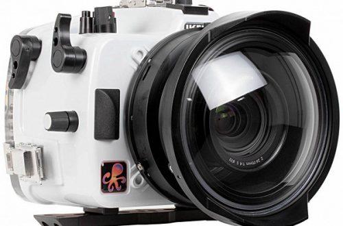 Компания Ikelite первой представила подводный бокс для Nikon Z7