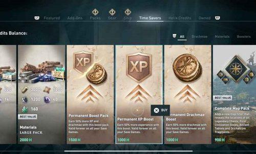 Как быстро прокачаться в Assassin's Creed Odyssey