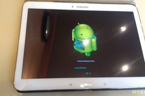 Сенсорное стекло Samsung Galaxy Tab 4 10.1. Сервис-центры не нужны.
