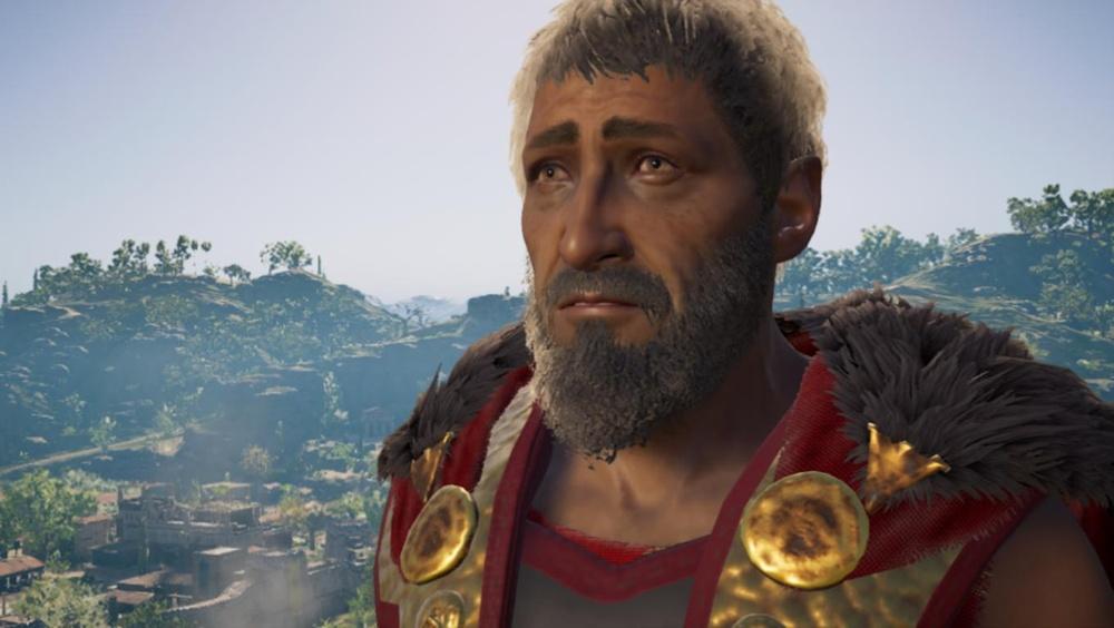 Прохождение Assassin's Creed Odyssey — Глава 2: Охота на Волка