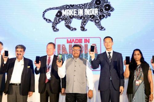 Huawei собирается возглавить рынок смартфонов Индии