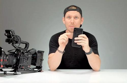 Видеокамеру iPhone XS Max сравнили с кинокамерой стоимостью $10 000