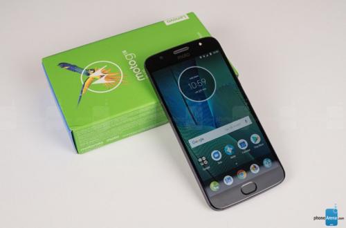 Смартфон Moto G5S Plus обновили до Android 8.1 Oreo