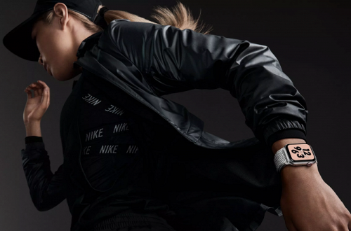 Умные часы Apple Watch Series 4 Nike+ доступны со светоотражающим ремешком