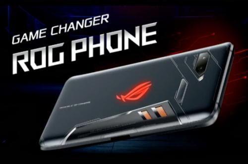 Игровой смартфон Asus ROG Phone выходит за пределами Китая