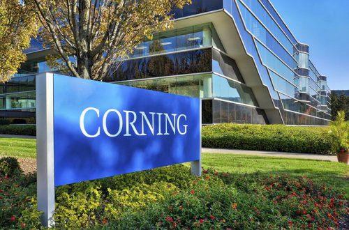 Corning удалось за год нарастить продажи на 15%, чистую прибыль — на 60%